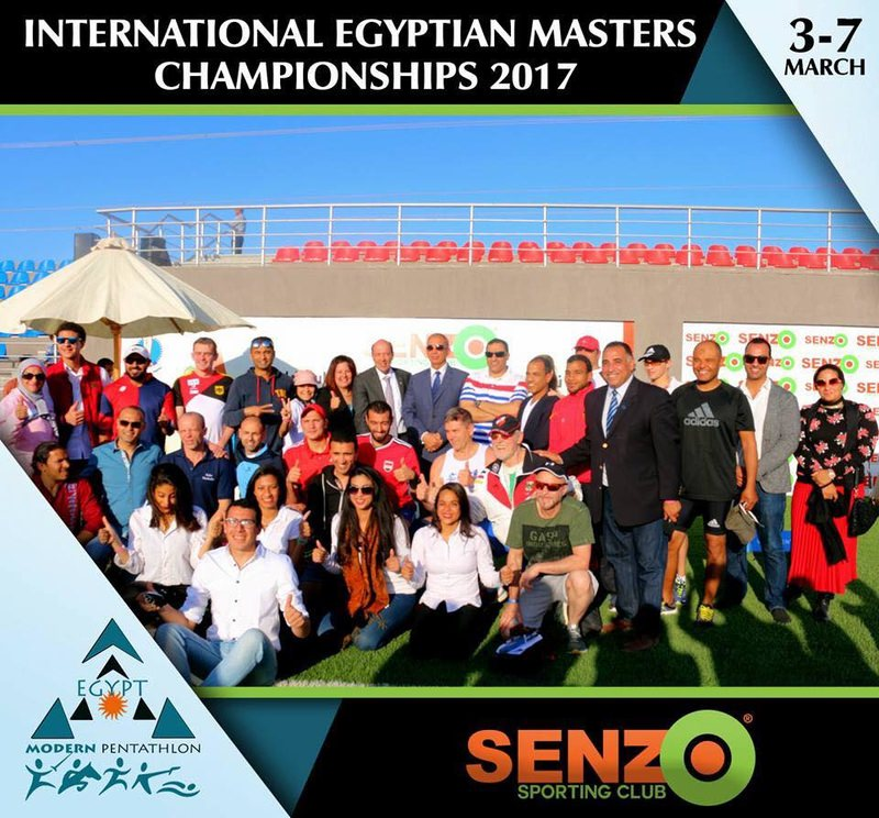 Masters From Four Continents Represented In Hurghada Egy
