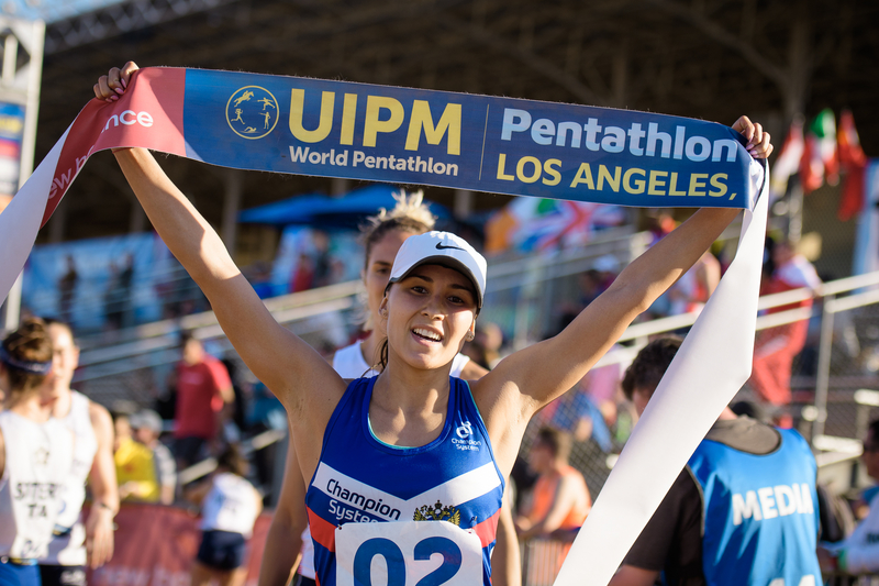 Uipm 2018 Pentathlon World Cup Los Angeles Glory For