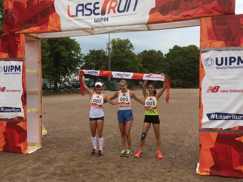 Uipm 2018 Global Laser Run City Tour World Champion
