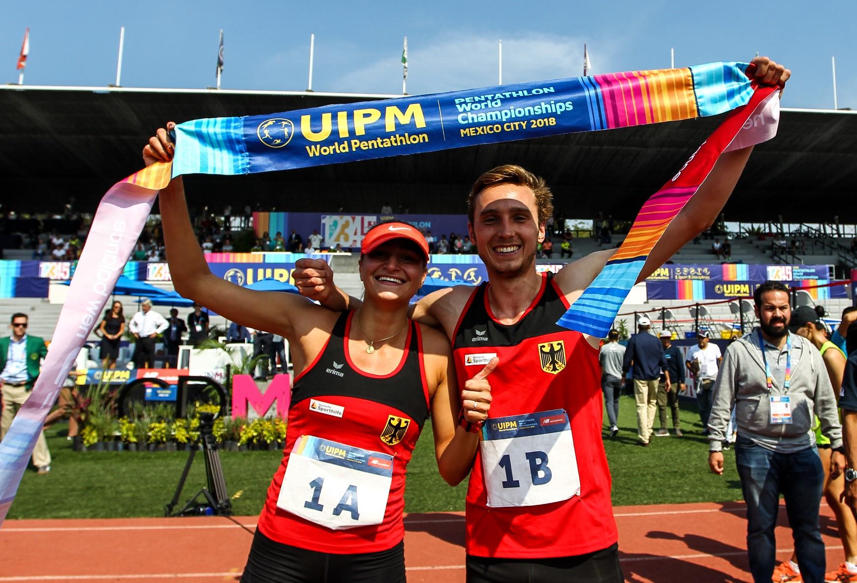 Uipm 2018 Pentathlon World Championships Germany Win