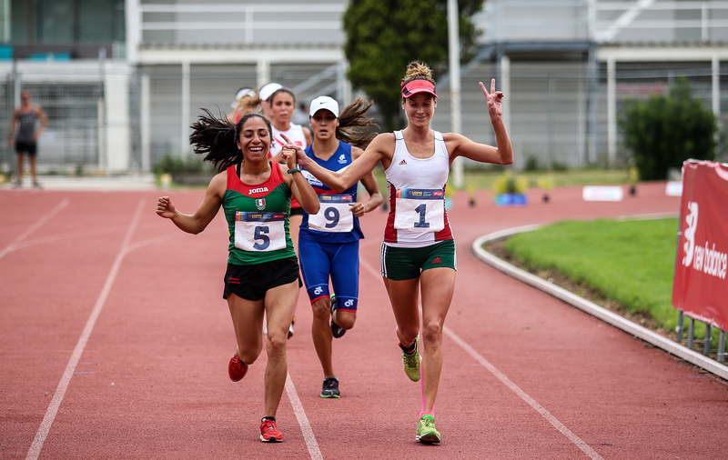 Uipm 2018 Pentathlon World Championships Women S