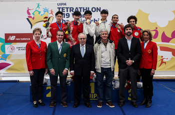 Uipm 2018 Tetrathlon U19 World Championships Korea On Top