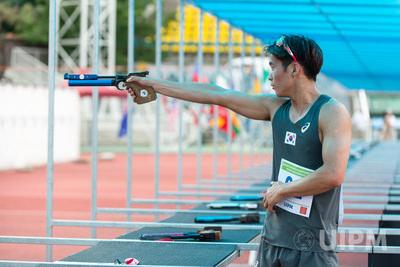 Uipm 2017 U19 World Championships Kim Targets Tokyo 2020