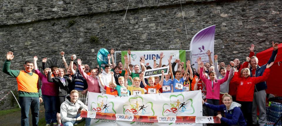 Laser Run Makes Debut In Ireland Union Internationale De