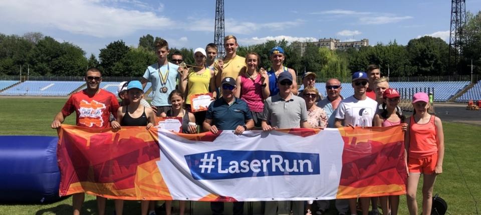 Uipm 2019 Global Laser Run City Tour Eye Opener For