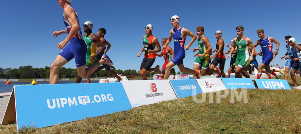 UIPM 2016 Biathle-Triathle World Championships
