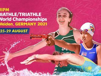 UIPM 2021 Biathle-Triathle World Championships banner