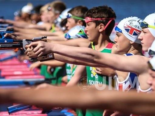 UIPM 2016 Biathle-Triathle World Championships