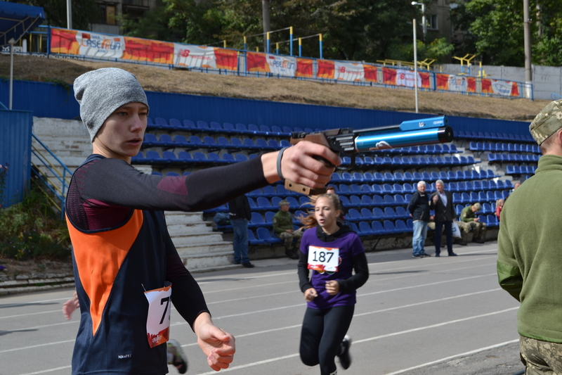 Uipm 2019 Global Laser Run City Tour Athletes Earn Their